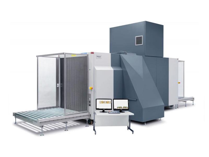 Röntgengeräte für Fracht und Luftfracht